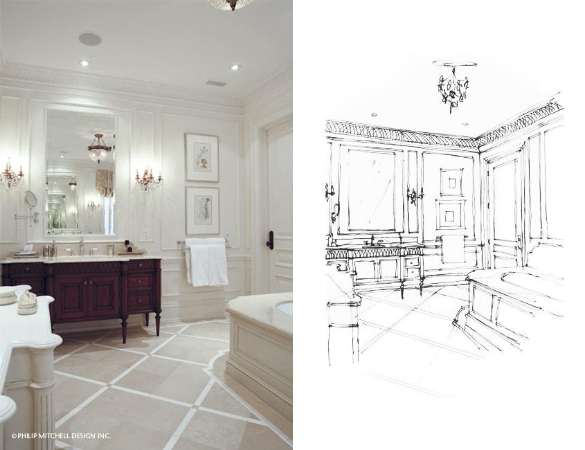 BATHROOMS Philip Mitchell Design Inc