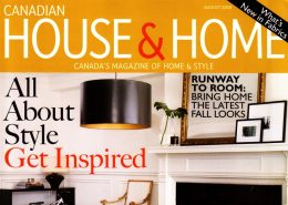 House & Home - August 2009-min