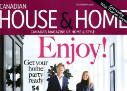 House & Home - December 2009-min