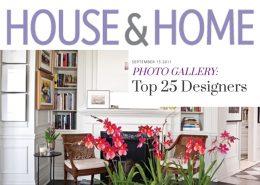 House & Home Online-Top 25 Designers September 2011-min