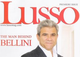 Lusso Premiere Issue - Spring 2009-min
